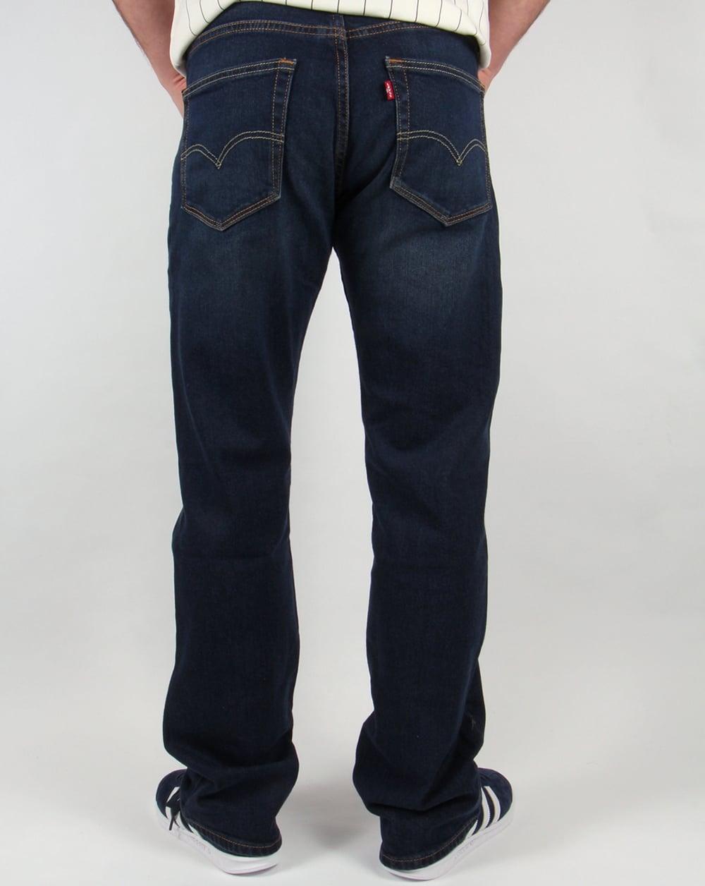 levis 527 boot cut jeans california dark wash levi 39 s from 80s casual classics uk. Black Bedroom Furniture Sets. Home Design Ideas