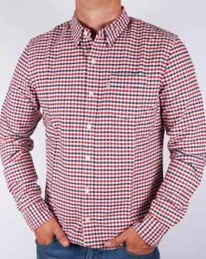 Levi's Levis Sunset One Pocket Shirt Cherry Bomb
