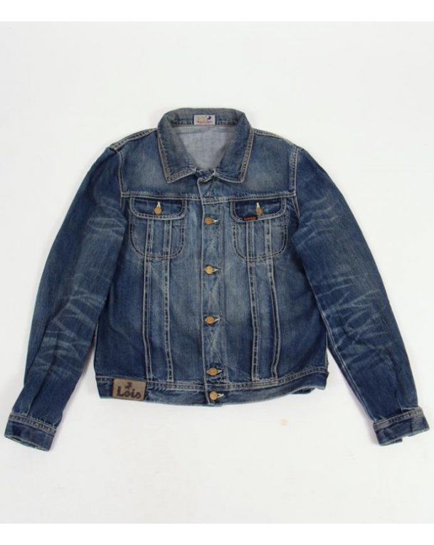 Lois Denim Jacket Light Wash