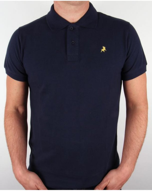 Lois Polo Shirt Navy