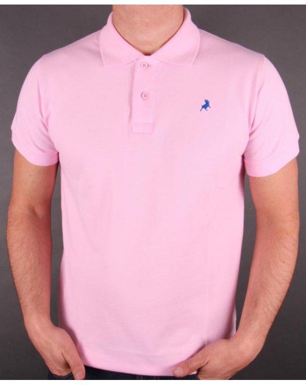 Lois Polo Shirt Pink