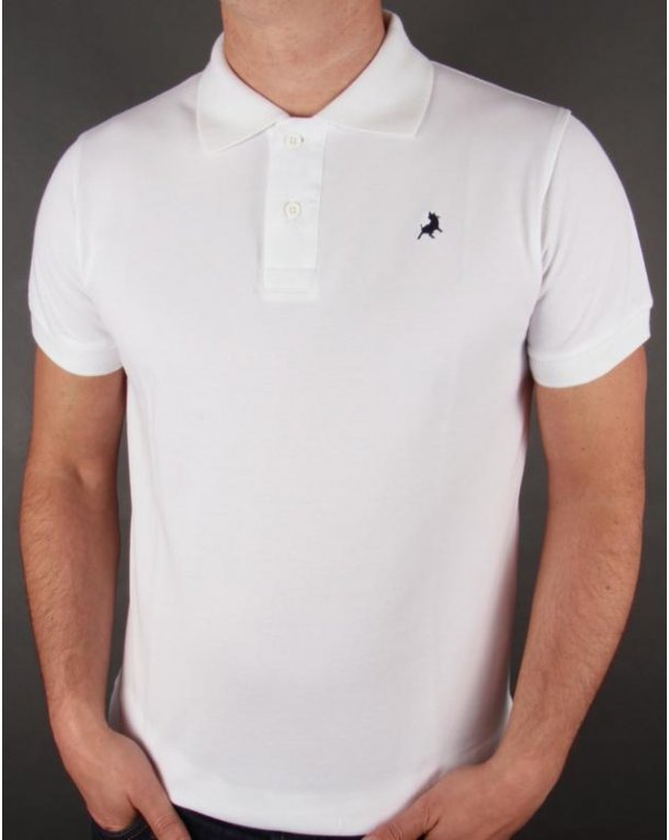 Lois Polo Shirt White