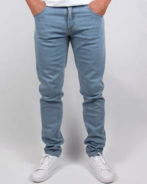 Lois Sky Skinny Fit Jeans Bleach Wash