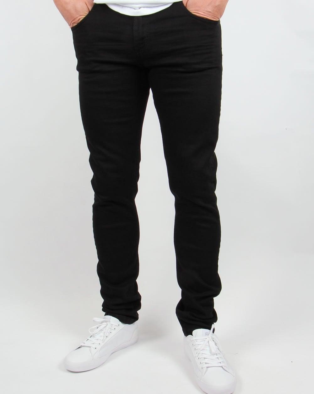 ed394e4061c Lois Lois Sky Slim Fit Jeans Black