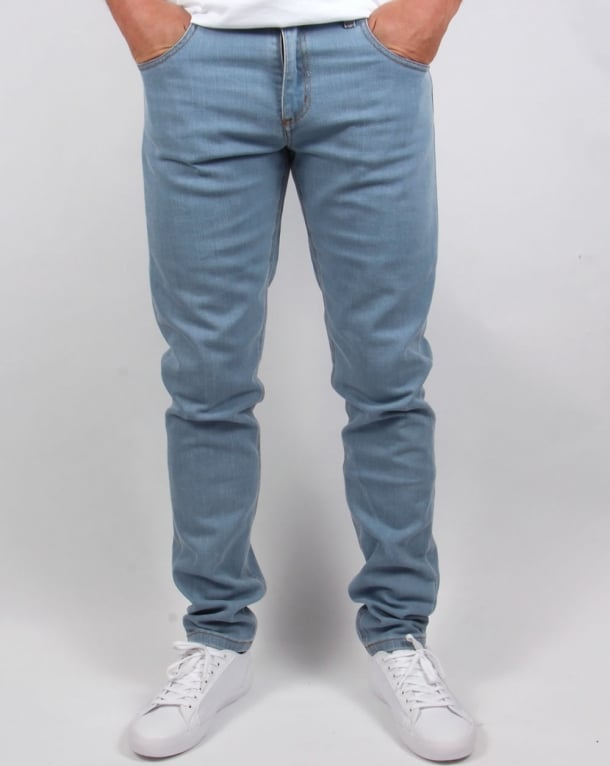 Lois Sky Slim Fit Jeans Bleach Wash