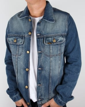Lois Tejana Denim Jacket Stone Wash