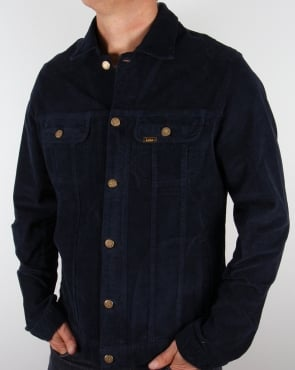 Lois Tejana Needle Cord Jacket Navy