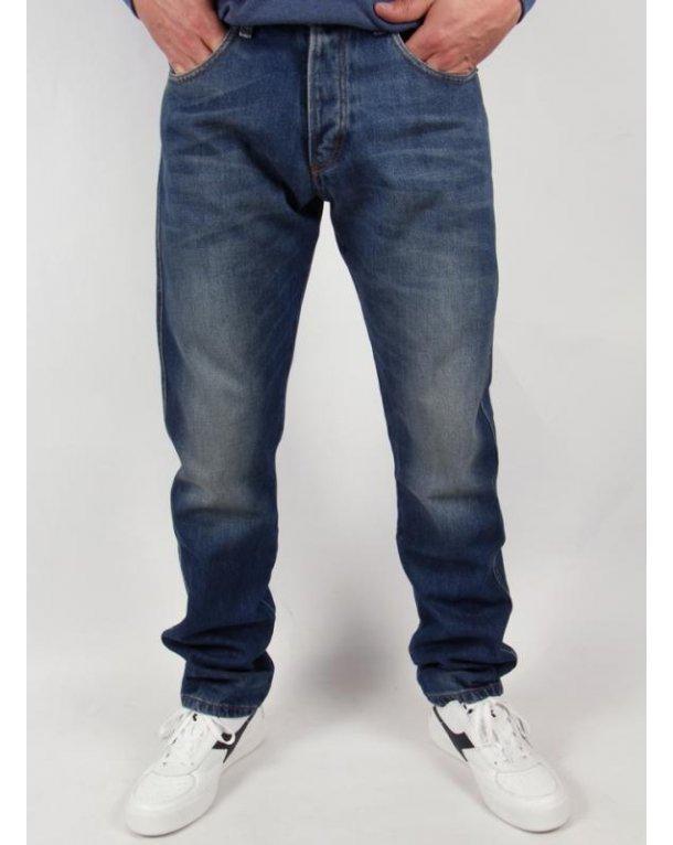 Lois Terrace Taper Fit Jeans Vintage Wash