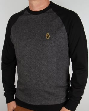 Luke All Places Sweatshirt Charcoal