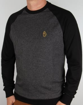 Luke All Places Sweatshirt Charcoal