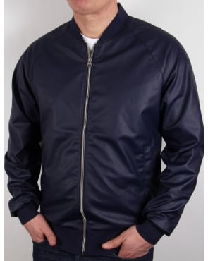 Luke Capability Zeb Jacket Navy Blue