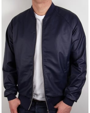 Luke Capability Zeb Jacket Navy Blue