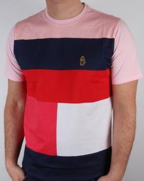 Luke Close To The Winds T-shirt Powder Pink