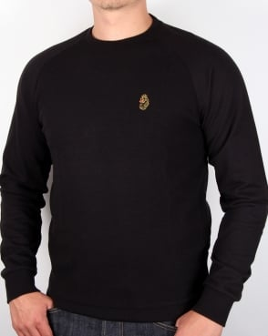 Luke Fresh Guy Sweatshirt Black