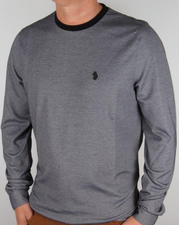 Luke Long Sleeve Special Charmer T shirt Black