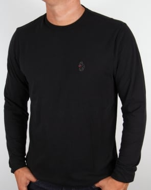 Luke Long Sleeve T-shirt Black