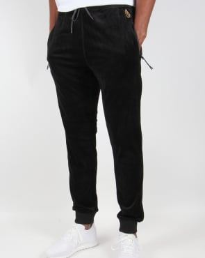 Luke Mansion Lux Joggers Black