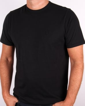 Luke New Charmer Slim Fit T-shirt Black