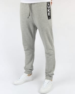 Luke New Entrance Joggers Light Grey
