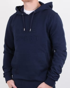 Luke Owens Hoody Dark Navy