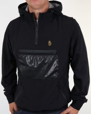 Luke Roberto Overhead Jacket Black