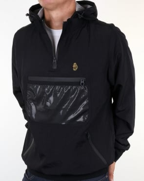 Luke Roberto Overhead Jacket Black