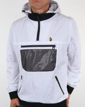 Luke Roberto Overhead Jacket White