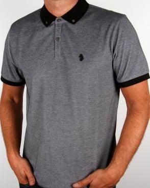 Luke Special Bill Polo Shirt Black
