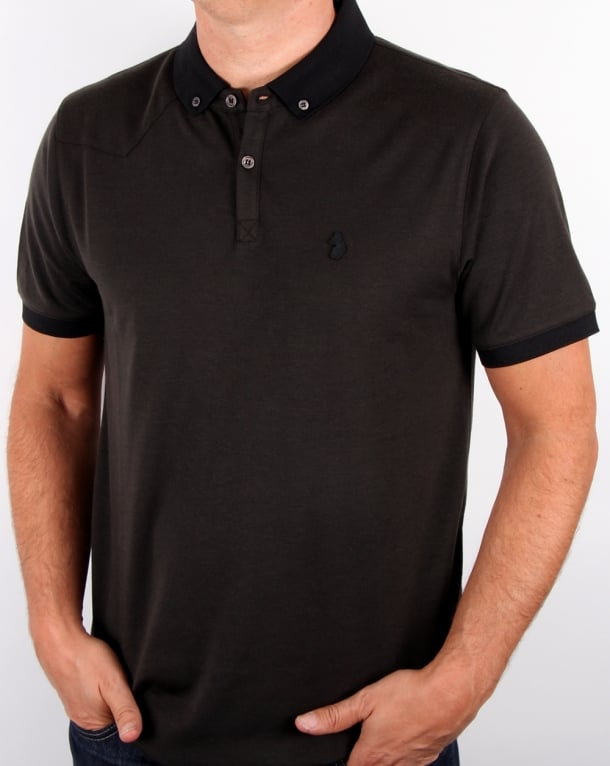 Luke Special Bill Polo Shirt Olive