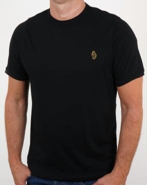 Luke Traff T Shirt Black