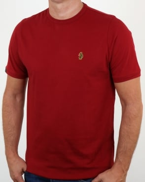 Luke Traff T Shirt Cherry