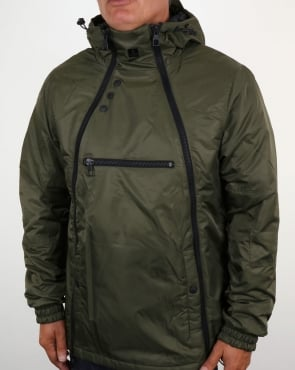 Luke Turvey Technical Jacket Khaki