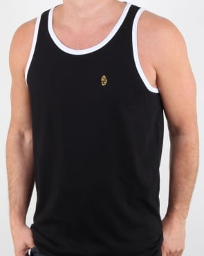 Luke Whitlock Vest Black