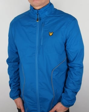 Lyle And Scott Active Chataway Jacket Deep Cobalt