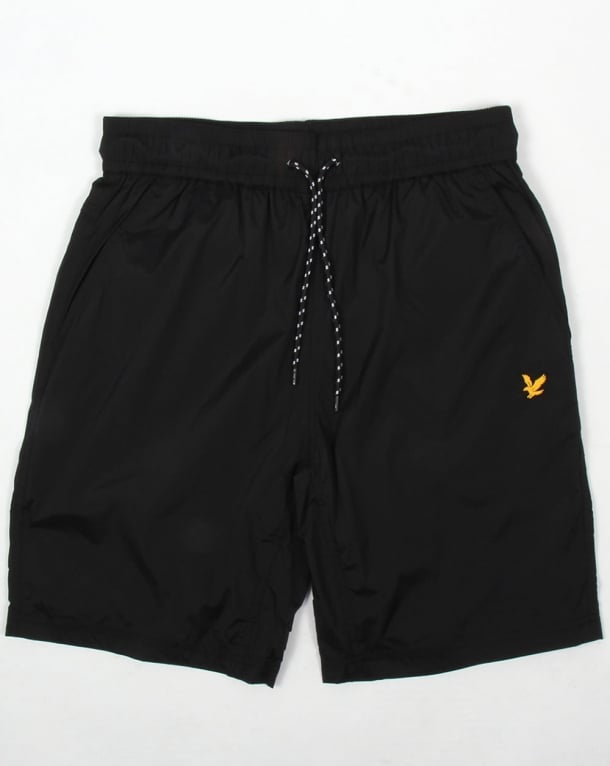 Lyle And Scott Active Christie Running Shorts Black