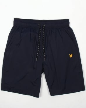 Lyle And Scott Active Christie Running Shorts Navy