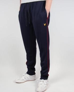 Lyle And Scott Active Dean Slim Fit Track Pants Navy