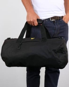 Lyle And Scott Barrel Bag True Black
