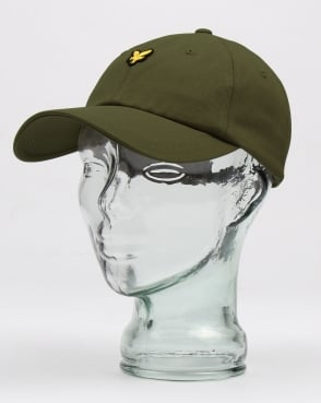 Lyle And Scott Baseball Cap Khaki