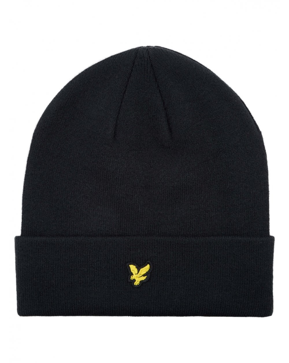 105192c46 Lyle And Scott Beanie True Black