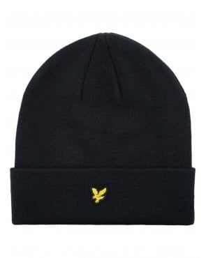 Lyle And Scott Beanie True Black