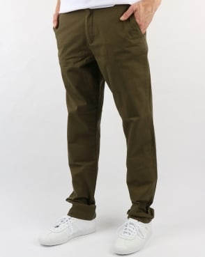 Lyle And Scott Chino Olive