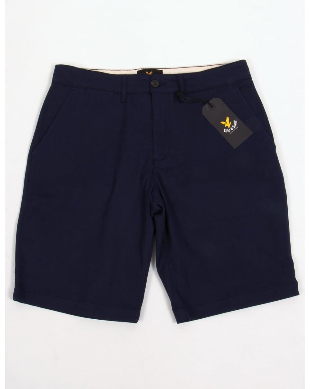 Mens Classic Chino Shorts Lyle & Scott f9idjb3