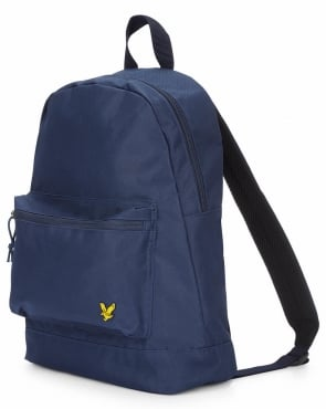 Lyle And Scott Colour Pop Rucksack Navy