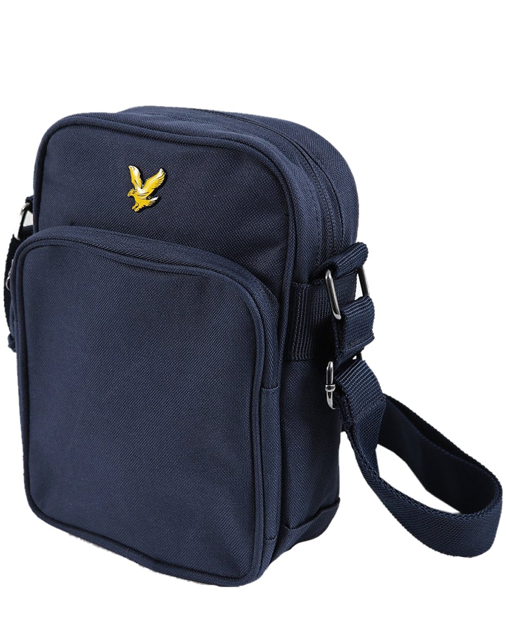 Lyle And Scott Colour Pop Small Items Bag Navy,flight,travel,shoulder 3b5800ab44