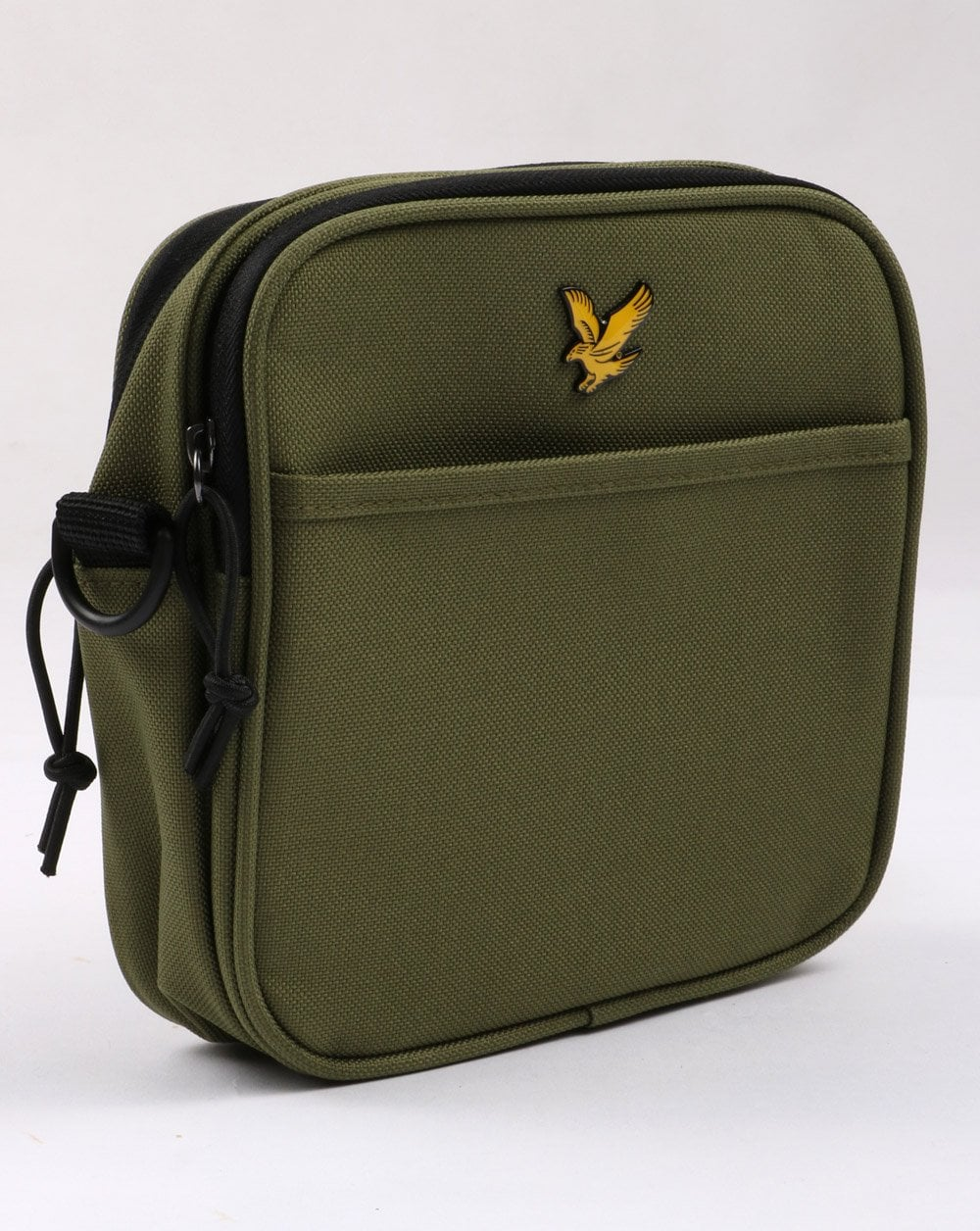 b392289d7cd2 Lyle And Scott Core Pouch Bag Woodland Green