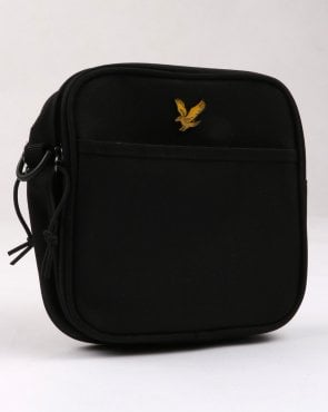 Lyle And Scott Core Pouch True Black