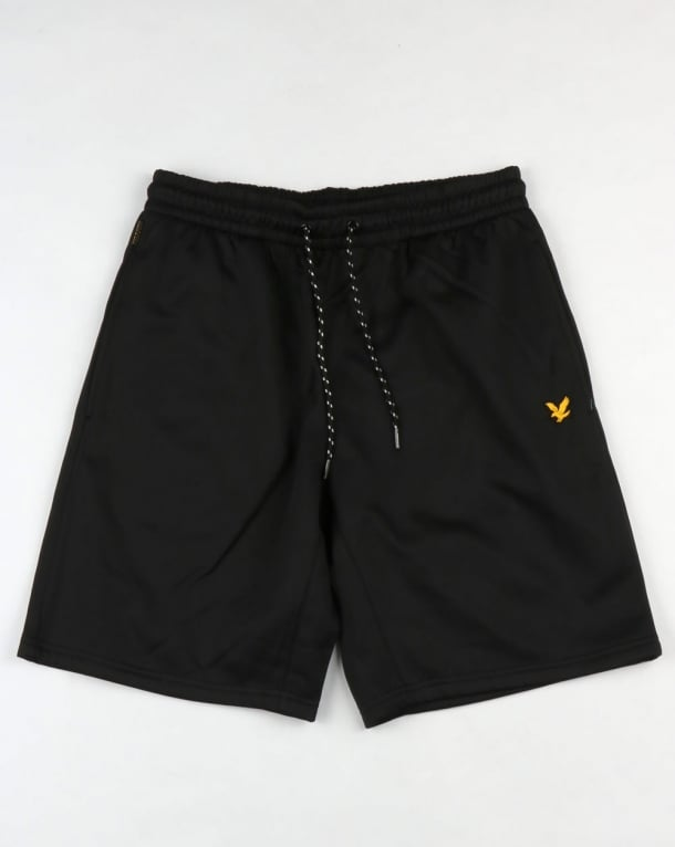 Lyle And Scott Fitness Charlton Fleece Shorts Black