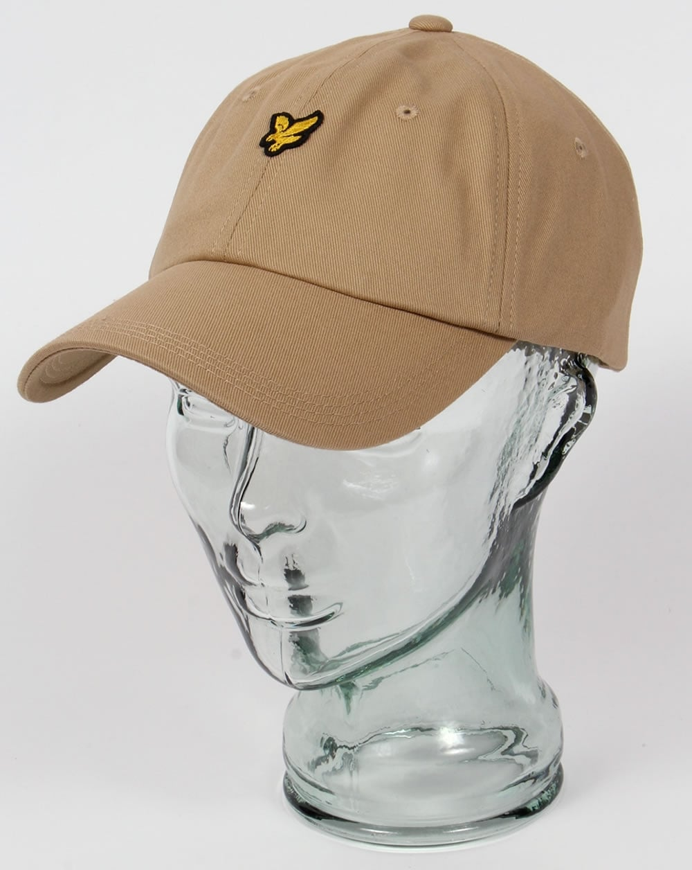 34745ee0602f5 Lyle and Scott Lyle And Scott Golf Baseball Cap Dark Sand