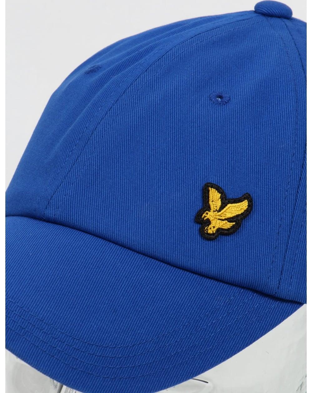 lyle and golf baseball cap duke blue hat mens trucker